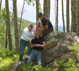 Barb and I, Steve and Kathy